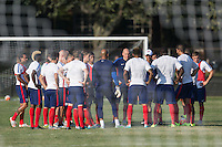 USMNT Training, September 7, 2015