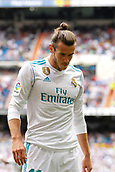 9th September 2017, Santiago Bernabeu, Madrid, Spain; La Liga football, Real Madrid versus Levante; Gareth Bale (11) of Real Madrid