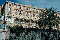 Hotel Hermitage, Monte Carlo, Monaco