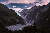 NEW ZEALAND, Franz Josef, Franz Josef Glacier and Valley, Ben M Thomas