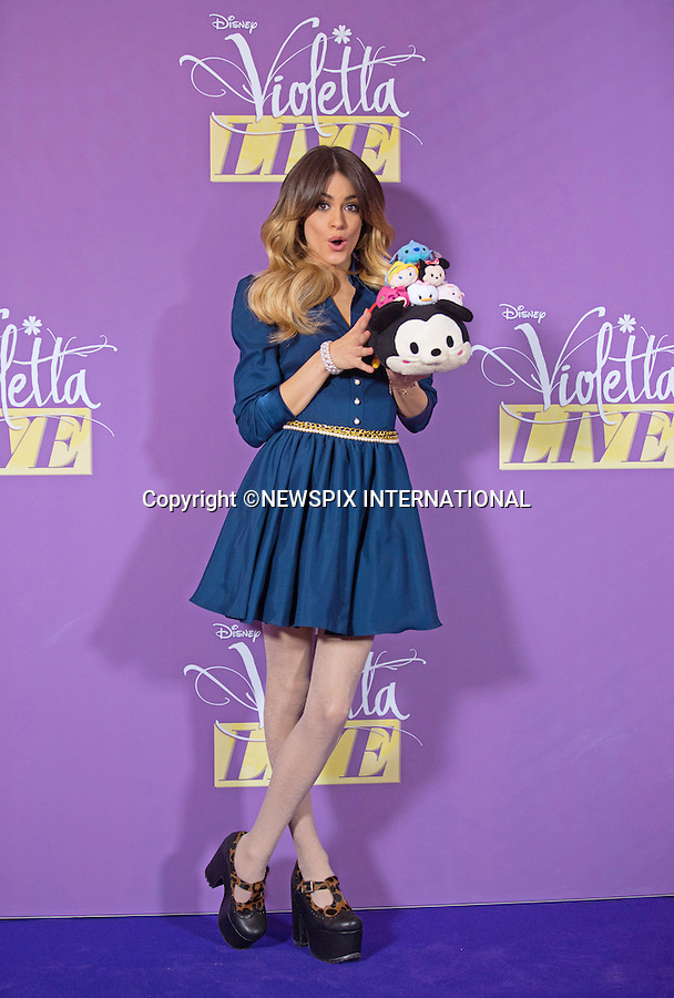 12.03.2015; Brussels, Belgium: MARTINA STOESSEL<br />aka &ldquo;Violetta&rdquo;, promotes her upcoming concerts &ldquo;Violetta Live 2015&rdquo;.<br />Martina is Argentine teen actress, dancer, singer, and model, who gained popularity for her debut role as Violetta Castillo on the Disney Channel original series Violetta.<br />Mandatory Credit Photos: &copy;NEWSPIX INTERNATIONAL<br /><br />**ALL FEES PAYABLE TO: &quot;NEWSPIX INTERNATIONAL&quot;**<br /><br />PHOTO CREDIT MANDATORY!!: NEWSPIX INTERNATIONAL(Failure to credit will incur a surcharge of 100% of reproduction fees)<br /><br />IMMEDIATE CONFIRMATION OF USAGE REQUIRED:<br />Newspix International, 31 Chinnery Hill, Bishop's Stortford, ENGLAND CM23 3PS<br />Tel:+441279 324672  ; Fax: +441279656877<br />Mobile:  0777568 1153<br />e-mail: info@newspixinternational.co.uk