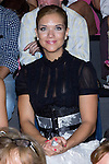 02.09.2012. Celebrities attending the Juana Martin and Martin Lamothe fashion show during the Mercedes-Benz Fashion Week Madrid Spring/Summer 2013 at Ifema. In the image Beatriz Trapote (Alterphotos/Marta Gonzalez)