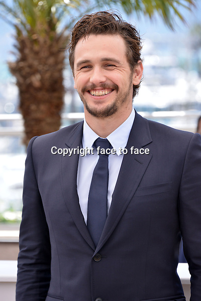 "James Franco (Director) attending the ""AS I LAY DYING"" Photocall during the 66th annual International Cannes Film Festival in Cannes, France, 20th May 2013. Credit: Timm/face to face"
