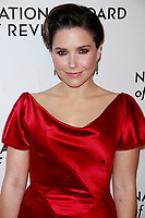 NEW YORK, NY - JANUARY 08: Sophia Bush at The National Board of Review Annual Awards Gala at Cipriani in New York City on January 8, 20189. <br /> CAP/MPI99<br /> ©MPI99/Capital Pictures