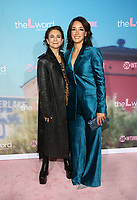 "2 December 2019 - Los Angeles, California - Ilene Chaiken, Jennifer Beals. Premiere Of Showtime's ""The L Word: Generation Q"" held at Regal LA Live. Photo Credit: FS/AdMedia /MediaPunch"