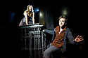 Romeo and Juliet by William Shakespeare.A Royal Shakespeare Company Production directed by Rupert Goold..With Sam Troughton as Romeo,Mariah Gale as Juliet.Opens at The Courtyard Theatre at Stratford Upon Avon  on 18/3/10 Credit Geraint Lewis