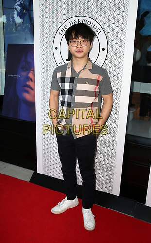 """28 May 2019 - Los Angeles, California - Kenny Ridwan. Hayley Orrantia Celebrates New EP """"The Way Out"""" held at The Harmonist.   <br /> CAP/ADM/FS<br /> ©FS/ADM/Capital Pictures"""