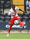 Roarie Deacon of Stevenage<br />  - Notts County v Stevenage - Sky Bet League One - Meadow Lane, Nottingham - 24th August 2013<br /> © Kevin Coleman 2013