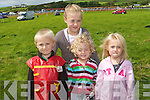 RACES: Enjoying the Dingle Races on Friday l-r: Ben, Rebecca, Suzanne and Lily Kelly.