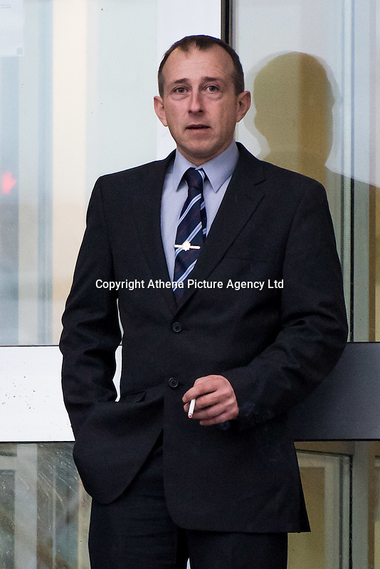 """COPY BY TOM BEDFORD<br /> Pictured: SAS veteran Peter Atilla, accused of rape at Merthyr Tydfil Crown Court.<br /> Re: An SAS veteran accused of raping a woman soldier claims he was SLEEPWALKING and can't remember having sex.<br /> Peter Atilla, 46, denies attacking the blonde squaddie the day he got back from Afganistan with the Who Dares Wins regiment.<br /> A court heard the munitions expert told police: """"I have a bad recollection of it - maybe I was sleepwalking.""""<br /> The pair knew each other from being stationed at SAS headquarters in Hereford and agreed to spend the night together.<br /> Prosecutor Dyfed (corr) Thomas said: """"She said he could sleep in her bed and was happy to have a cuddle.<br /> """"But she made it clear they were not going to have sex."""