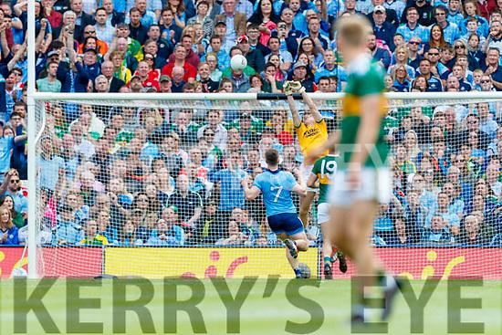 Shane Ryan, Kerry during the GAA Football All-Ireland Senior Championship Final match between Kerry and Dublin at Croke Park in Dublin on Sunday.