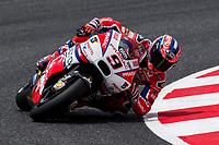 Danilo Petrucci of Italy and Osto Pramac Raciong Team rides during free practice for the MotoGP of Catalunya at Circuit de Catalunya on June 9, 2017 in Montmelo, Spain.(ALTERPHOTOS/Rodrigo Jimenez) (NortePhoto.com) (NortePhoto.com)
