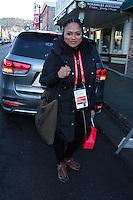 Ava DuVernay<br /> Arrives in a Kia Sorento at Sundance 2015, Park City, Utah 01-25-15<br /> David Edwards/DailyCeleb.com 818-249-4998