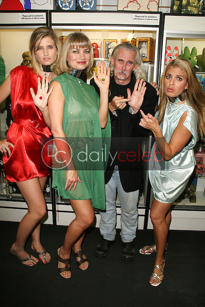 Ashkey King, Rena Riffel, Camden Toy and Bridgetta Tomarchio<br />