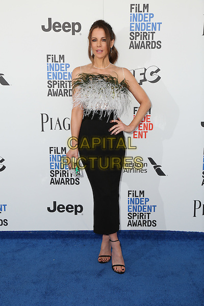 SANTA MONICA, CA - FEBRUARY 25: Kate Beckinsale attends the 2017 Film Independent Spirit Awards at Santa Monica Pier on February 25, 2017 in Santa Monica, California.  <br /> CAP/MPI/PA<br /> &copy;PA/MPI/Capital Pictures