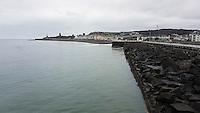 Aberystwyth, Ceredigion, Wales, UK. Saturday 29 October 2016