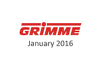 Grimme January 2016