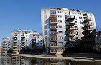 Armada appartementen in Den Bosch. Paleiskwartier
