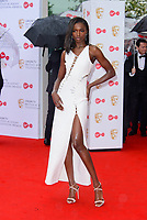 WWW.ACEPIXS.COM<br /> <br /> <br /> London, England, MAY 14 2017<br /> <br /> Leomie Anderson attending the Virgin TV BAFTA Television Awards at The Royal Festival Hall on May 14 2017 in London, England.<br /> <br /> <br /> <br /> Please byline: Famous/ACE Pictures<br /> <br /> ACE Pictures, Inc.<br /> www.acepixs.com, Email: info@acepixs.com<br /> Tel: 646 769 0430