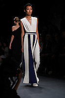 TAORAY WANG<br /> New York Fashion Week<br /> Ready to Wear, Spring Summer 16/17<br /> on September 12, 2016<br /> CAP/GOL<br /> &copy;GOL/Capital Pictures /MediaPunch ***NORTH AND SOUTH AMERICAS ONLY***