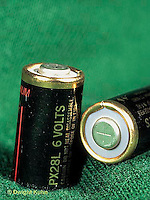 JB19-015x  Potential energy - 6 volt batteries