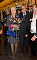 The Belgian Royal family attends the 150th Anniversary of the Red Cross - Belgium
