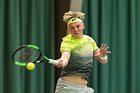 Wateringen, The Netherlands, March 16, 2018,  De Rhijenhof , NOJK 14/18 years, Nat. Junior Tennis Champ.  Guy Stockman (NED)<br />  Photo: www.tennisimages.com/Henk Koster