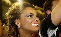 RIO DE JANEIRO, RJ, 07 DE MARÇO 2011 - CARNAVAL RJ / VILA ISABEL - Viviane Araujo  durante desfile  Vila Isabel, no primeiro dia de Desfile das Escolas de Samba do Grupo Especial do Rio de Janeiro, na Marquês de Sapucaí (Sambódromo), no centro do Rio de Janeiro, na madrugada desta segunda-feira. (FOTO: VANESSA CARVALHO / NEWS FREE).