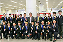 South Korean art troupe and taekwondo athletes arrive in North Korea