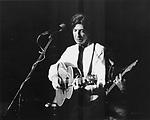 Leonard Cohen 1976.© Chris Walter.
