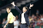 Valencia CF's coach Marcelino Garcia Toral during Spanish King's Cup Final match. May 25,2019. (ALTERPHOTOS/Carrusan)