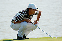WINDEMERE, FL - OCTOBER 24:  Sihwan Kim of the Stanford Cardinal during the Isleworth Collegiate on October 24, 2009 in Windemere, Florida.