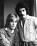 Hall & Oates 1975 Daryl Hall and John Oates ..© Chris Walter..