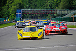 Britcar : Spa-Francorchamps : 24/25/26 June 2011