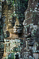 Bayon Temple Cambodia, Siem Reap