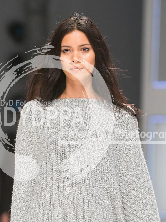 Model Juana Burga