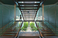 entry to Isabella Stewart Gardner Museum, Boston, MA (architect = Renzo Piano) 2014