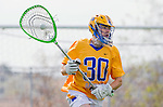 Los Angeles, CA 02-26-17 - Peter Brydon (UCSB #30) in action during the MCLA conference game between LMU and UC Santa Barbara.  Santa Barbara defeated LMU 15-0.
