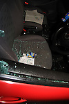 Five cars were broken into in the car park of the Abbey Shopping Centre on Friday night, 23/09/11. (Apparently a man was arrested at the scene, but no goods were recovered)..Picture: Shane Maguire / www.newsfile.ie