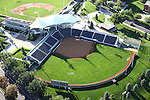 1309-22 3794<br /> <br /> 1309-22 BYU Campus Aerials<br /> <br /> Brigham Young University Campus, Provo, <br /> <br /> Miller Park MLRP, BYU Baseball Larry H. Miller Field, BYU Softball Gail Miller Field <br /> <br /> September 7, 2013<br /> <br /> Photo by Jaren Wilkey/BYU<br /> <br /> © BYU PHOTO 2013<br /> All Rights Reserved<br /> photo@byu.edu  (801)422-7322