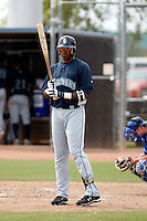 Mario Martinez -  Seattle Mariners - 2009 spring training.Photo by:  Bill Mitchell/Four Seam Images