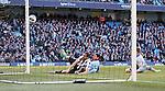 300313 Manchester City v Newcastle Utd