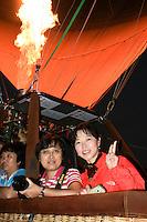 20131024 24 October Hot Air Balloon Cairns