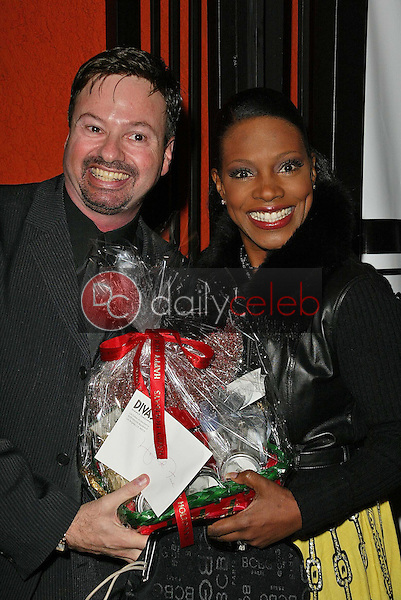 Howard Fine and Sheryl Lee Ralph