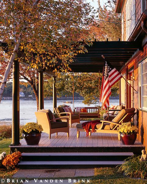 Chebeague Island, Maine. Design: Will Winkelman, Architect
