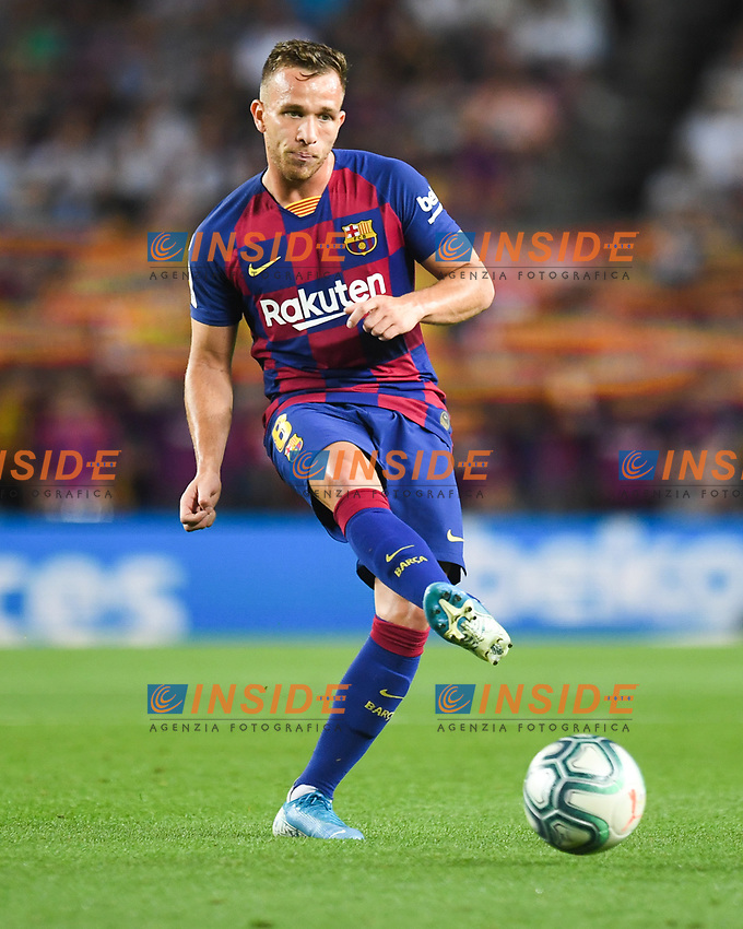 Arthur Melo<br /> 21/01/2016 <br /> Barcelona - Villarreal <br /> Calcio La Liga 2019/2020 <br /> Photo Paco Largo Panoramic/insidefoto <br /> ITALY ONLY