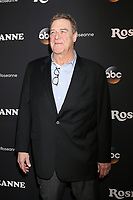 "LOS ANGELES - MAR 23:  John Goodman at the ""Roseanne"" Premiere Event at Walt Disney Studios on March 23, 2018 in Burbank, CA"