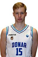 GRONINGEN - Presentatie Donar, seizoen 2018-2019, 27-10-2018, Donar speler Rienk Mast