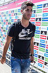 Spanish player Marco Asensio arrives to concentration of Spanish football team at Ciudad del Futbol de Las Rozas before the qualifying for the Russia world cup in 2017 August 29, 2016. (ALTERPHOTOS/Rodrigo Jimenez)