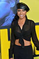 "LOS ANGELES, USA. October 15, 2019: Gabrielle Dennis at the premiere of HBO's ""Watchmen"" at the Cinerama Dome, Hollywood.<br /> Picture: Paul Smith/Featureflash"